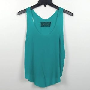 Reformation | Tank Top Blue Turquoise